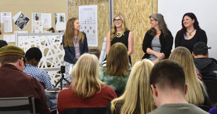 Redefining Women in Tech — A Eugene Oregon Experiment